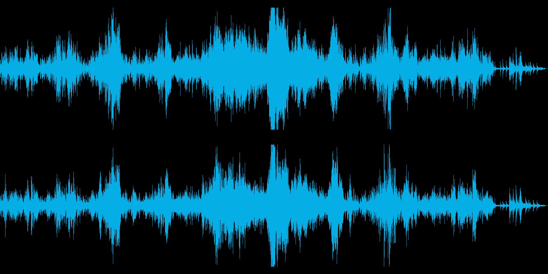 ショパン夜想曲18番 しっとり、切ないの再生済みの波形