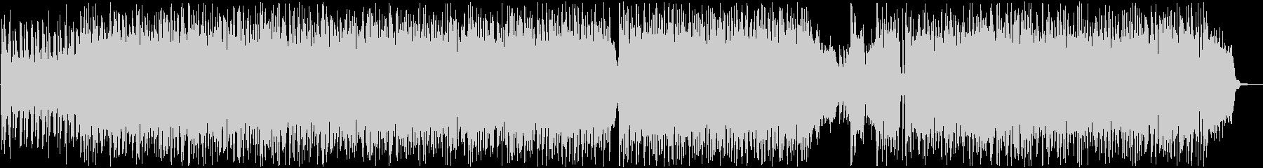攻撃的なHR/HMの未再生の波形