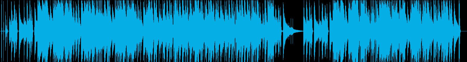 アコギ・ボサノヴァ・落ち着く・シンプルの再生済みの波形