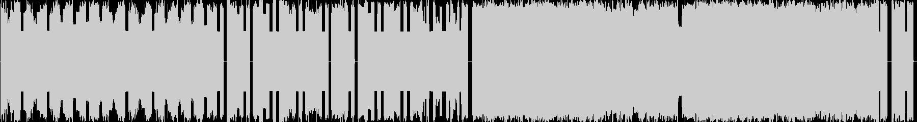 ファミコン系ループピコピコ曲フィールド系の未再生の波形