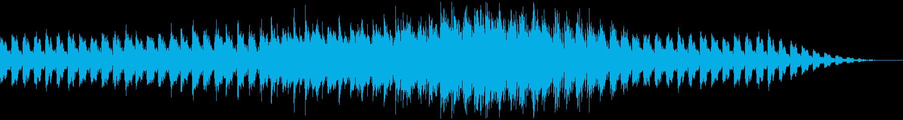 洗練されたIT企業のCMっぽいBGMの再生済みの波形