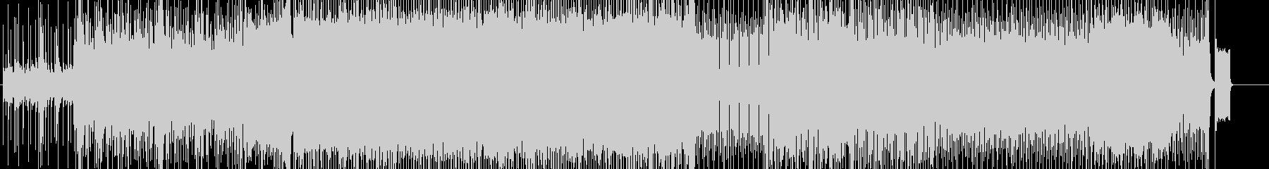 「HR/HM」「ROCK」BGM107の未再生の波形