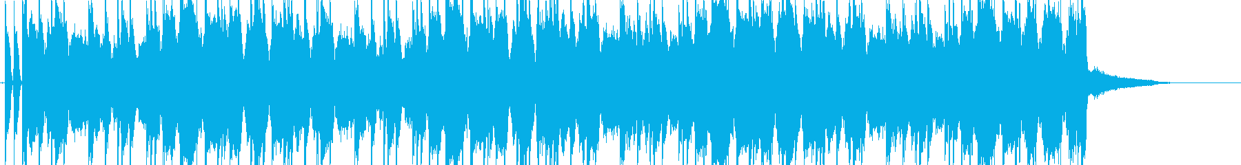 トラップ ヒップホップ 透明感 励...の再生済みの波形