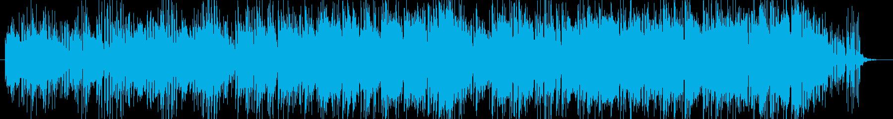 G線上のアリアのレゲエアレンジです。の再生済みの波形