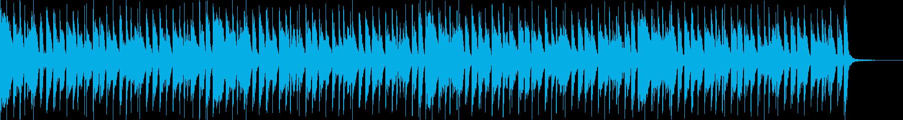 30秒CM/買い物/わくわく/ハッピーの再生済みの波形