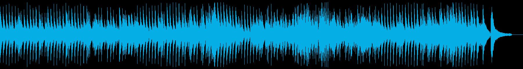 軽やかでエレガントなジャズワルツの再生済みの波形