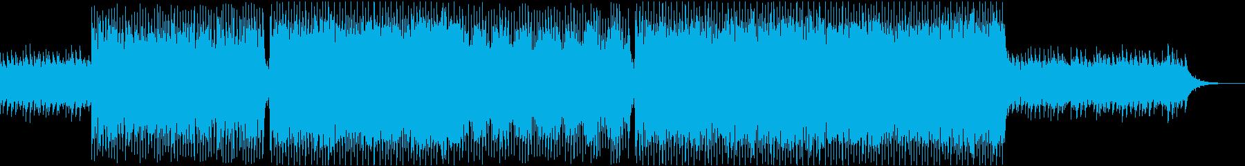 企業VP/爽快/爽やか/OP/壮大の再生済みの波形