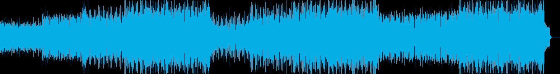 EDM、明るい躍動感、未来、希望-09の再生済みの波形
