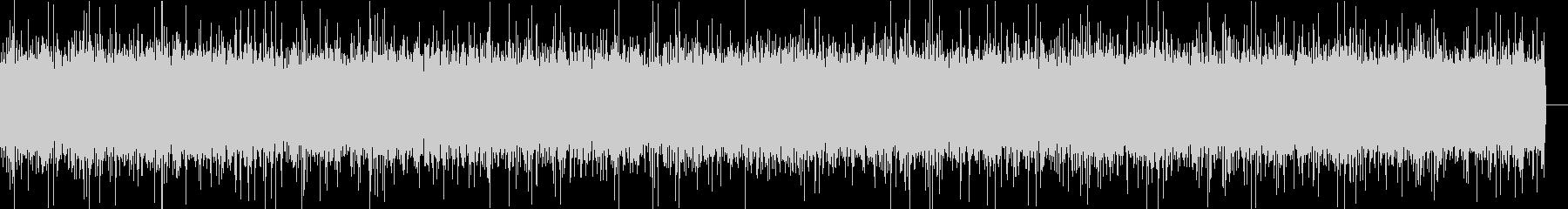 川の音・中規模(北海道)の未再生の波形
