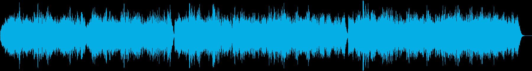 G線上のアリア〜弦楽合奏バージョン〜の再生済みの波形