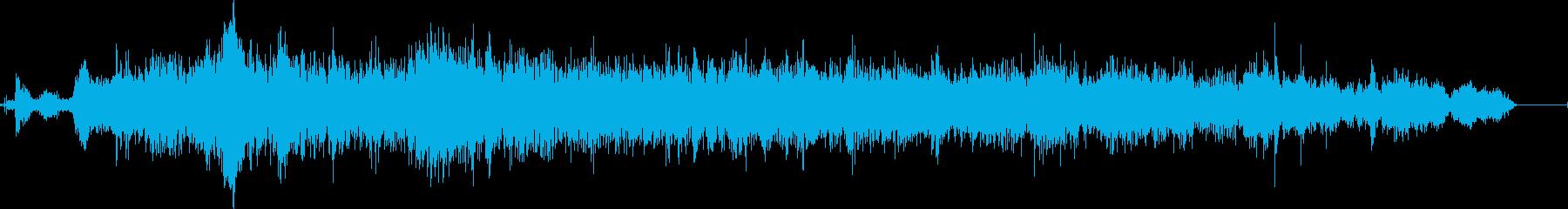 CAR、VAN V8、RIDE、M...の再生済みの波形