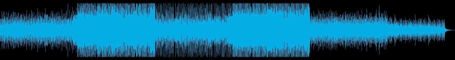 焦燥の再生済みの波形