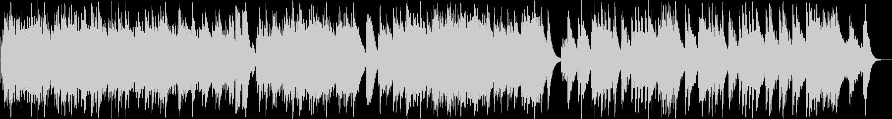 交響曲第40番第1楽章/モーツァルトの未再生の波形
