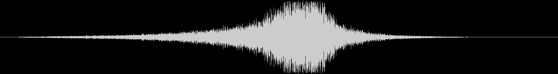 ジープワゴニア:10 Mph By。の未再生の波形