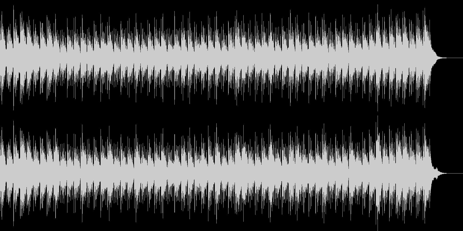 爽やか、シンプル/生音使用(アコギ)の未再生の波形