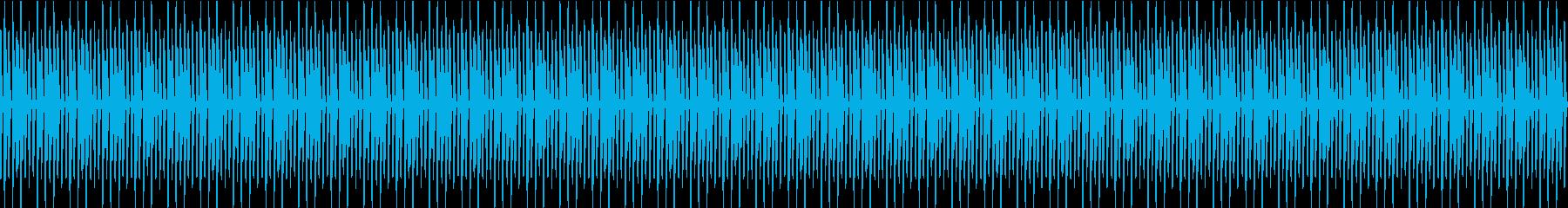 マリンバ・生配信・ほのぼの・ループ・日常の再生済みの波形
