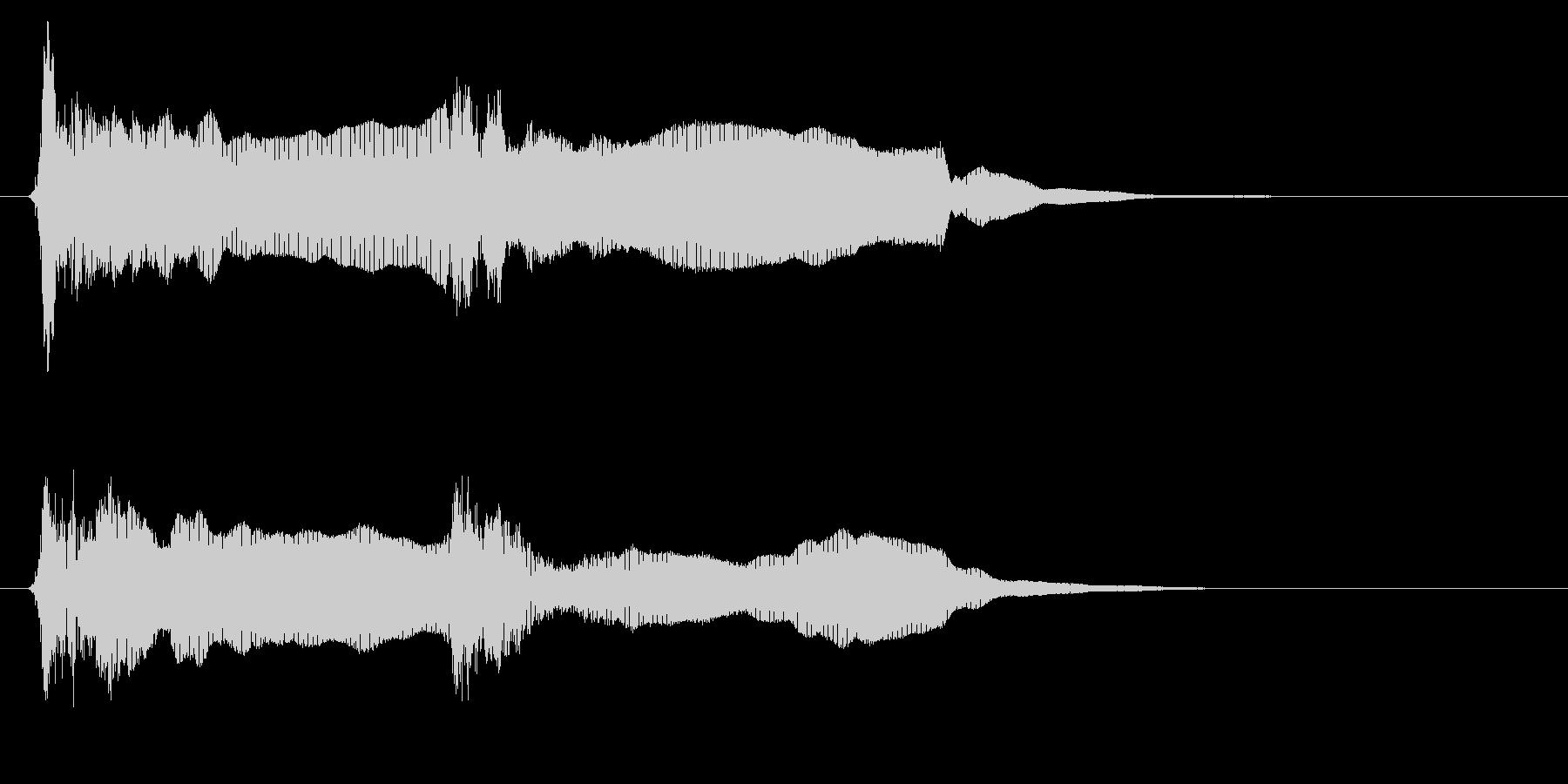 法螺貝01-1の未再生の波形