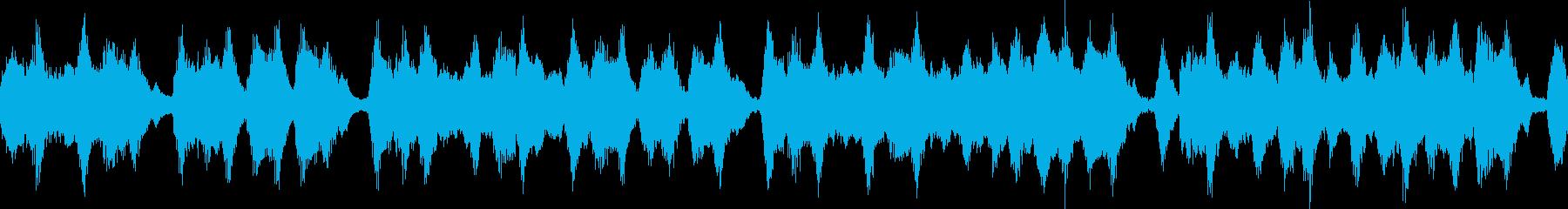 哀しい雰囲気のクラシックジングル_ループの再生済みの波形
