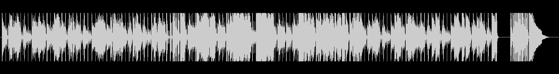 【短いVer2】スローブルースの未再生の波形