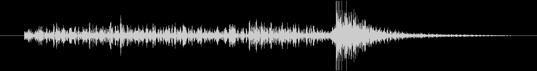 FX ドラムロールティンパニ01の未再生の波形