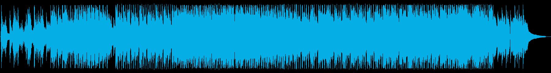 ポップ。ポップロックの歌。 Bat...の再生済みの波形