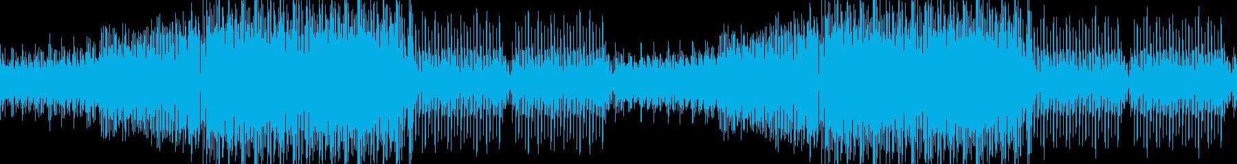 和風EDM・爽やか軽快・楽しい琴・三味線の再生済みの波形
