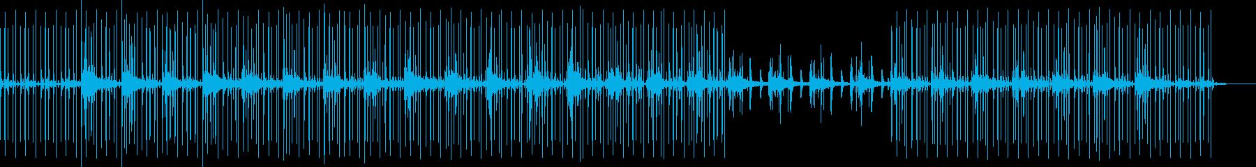 風吹く鉄の歌Breaks dubstepの再生済みの波形