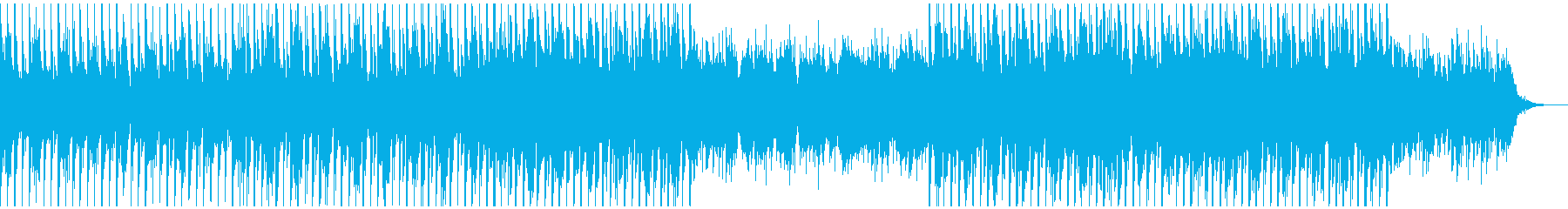 アンビエントミュージック 未来の技...の再生済みの波形