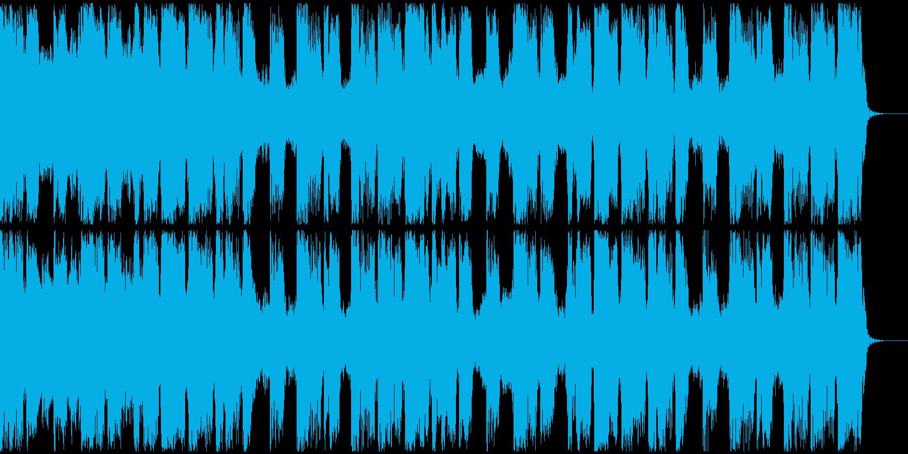 【フューチャーベース】4、ショート3の再生済みの波形