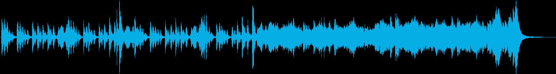 CM】情緒ある和風オーケストラ【短縮版】の再生済みの波形