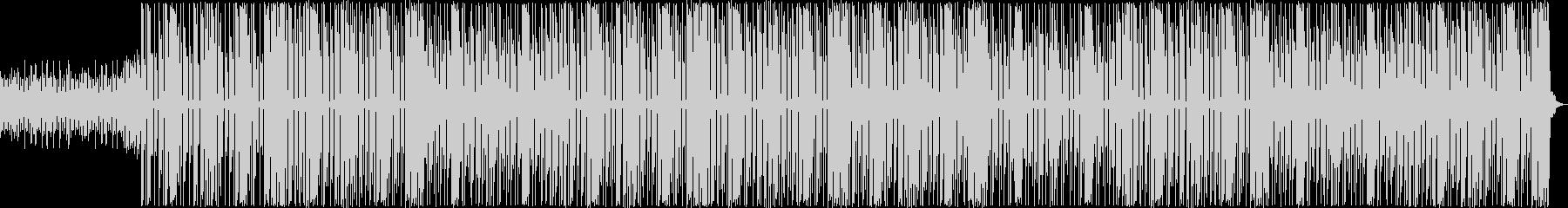 レトロ 神経質 シンセサイザー 電...の未再生の波形