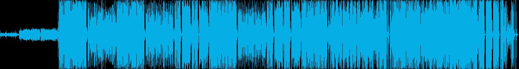 Valzer Intro。実行し、...の再生済みの波形