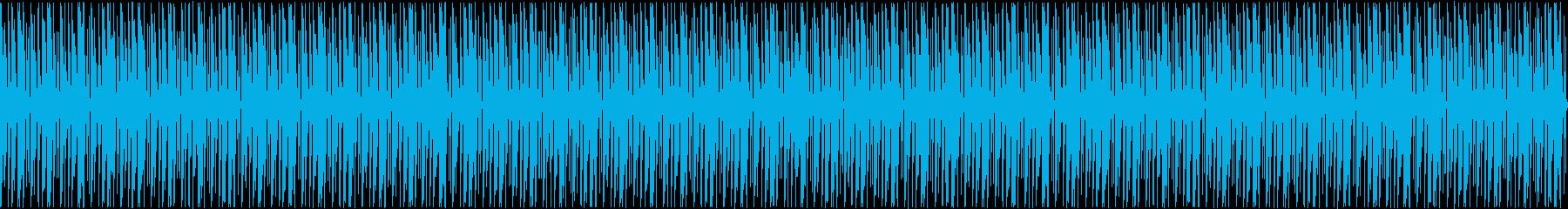ビデオゲームやWebアプリ用にルー...の再生済みの波形
