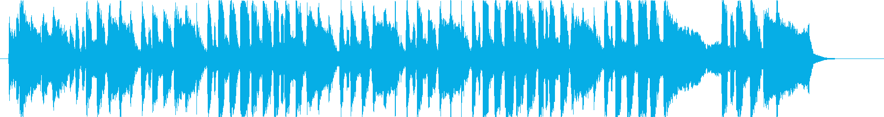 誕生日の歌(ワルツver) 【ゲン】の再生済みの波形