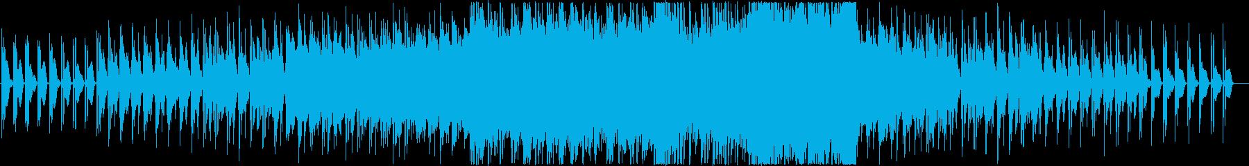Tp生演奏有/壮大で力強い成長のイメージの再生済みの波形
