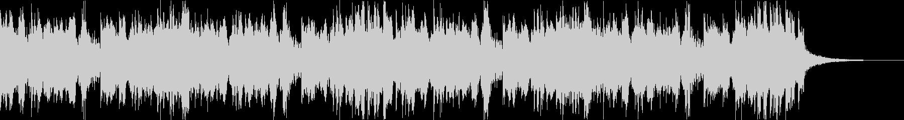 スタイリッシュ・アグレッシブエレクトロcの未再生の波形
