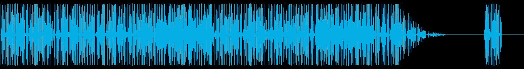 R&B / Bluesインストゥル...の再生済みの波形
