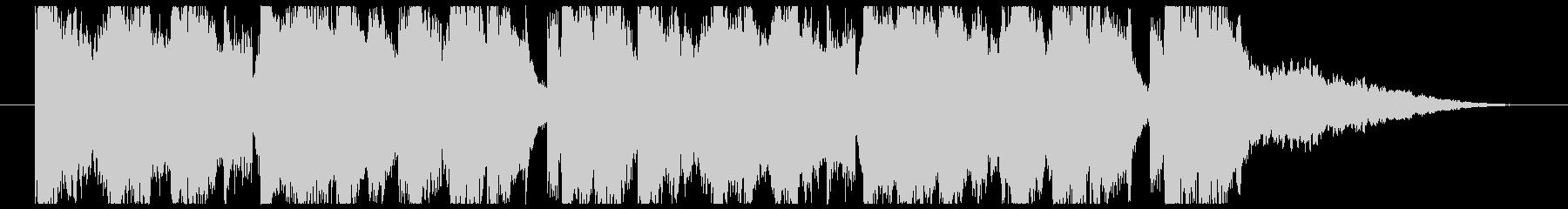 ストリングスCM15秒 大人のムード演出の未再生の波形
