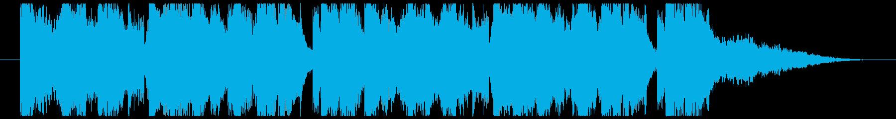 ストリングスCM15秒 大人のムード演出の再生済みの波形
