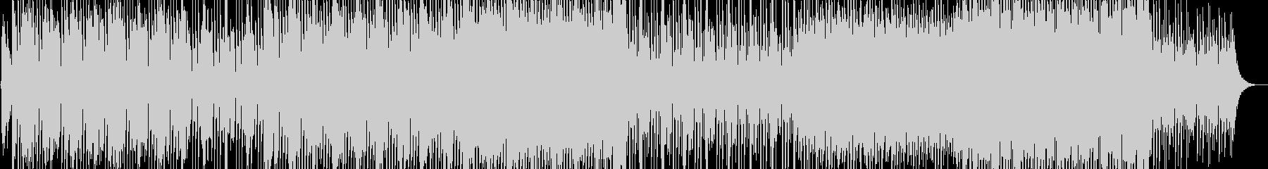 キラキラ系 vaper waveの未再生の波形