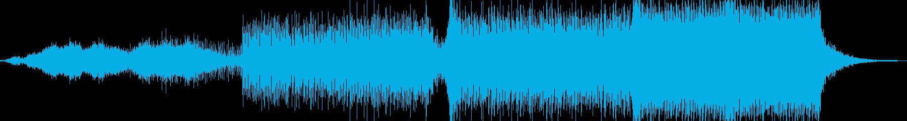 アンビエント 実験的 アンビエント...の再生済みの波形