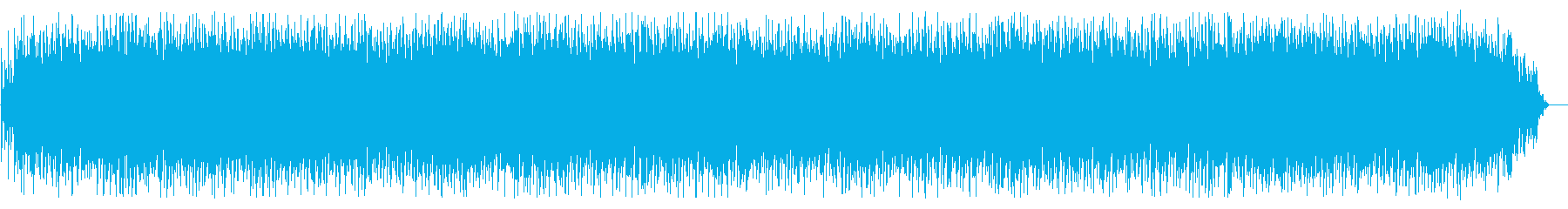 ★LoFi風味の★ジムノペディ第1番★の再生済みの波形