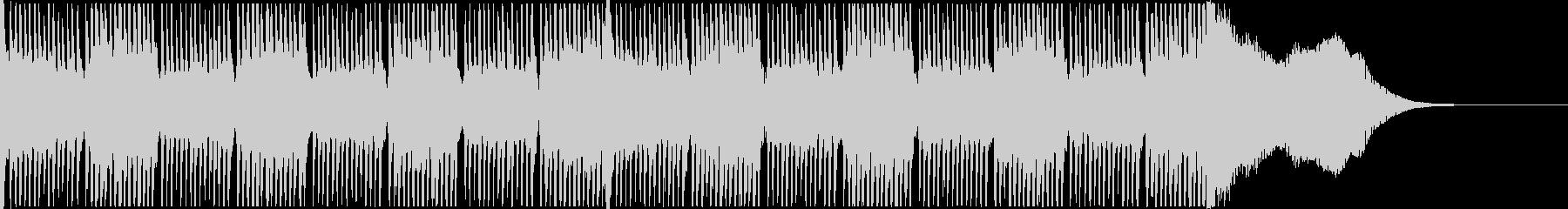シンキングタイム30秒のMEですの未再生の波形