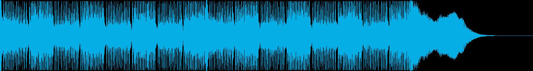 シンキングタイム30秒のMEですの再生済みの波形