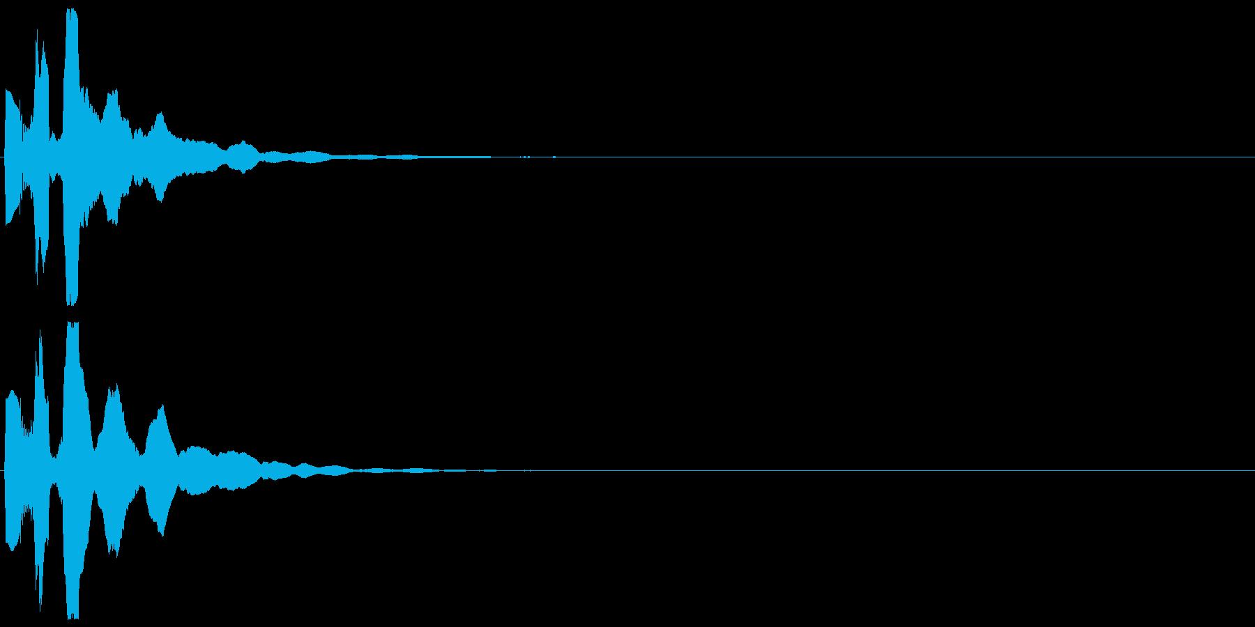 「表示」キャプション/テロップ_000の再生済みの波形