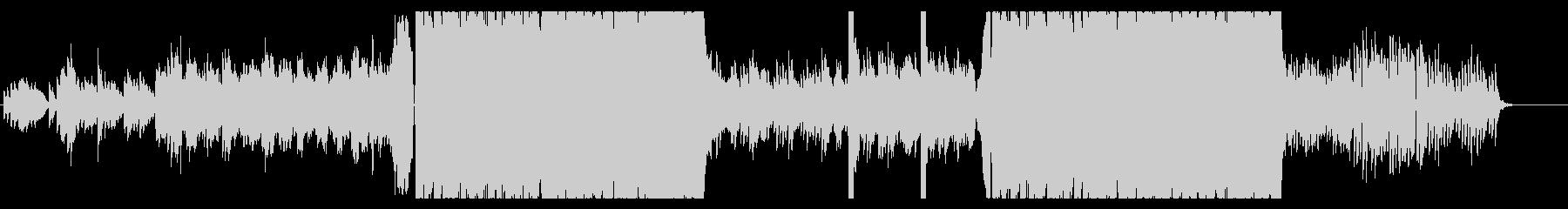 JPOP風幻想的なピアノバラードの未再生の波形