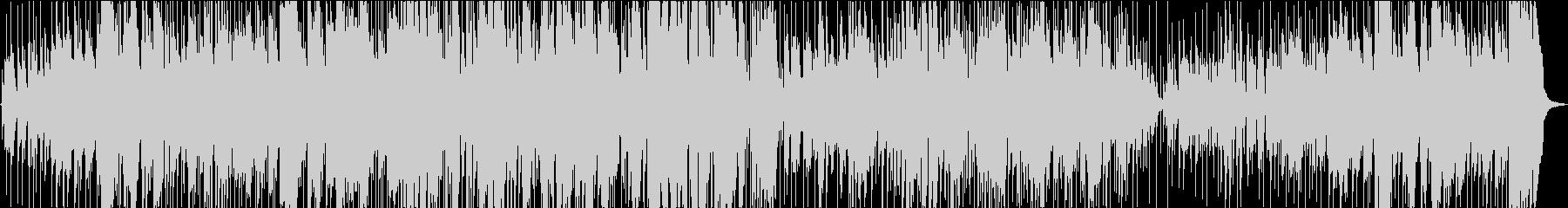 標準ジャズ。ボレロとチャチャチャジ...の未再生の波形