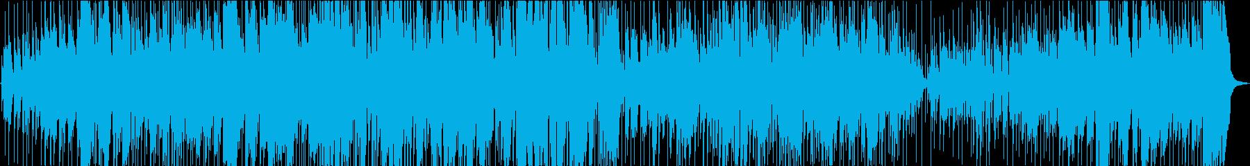 標準ジャズ。ボレロとチャチャチャジ...の再生済みの波形