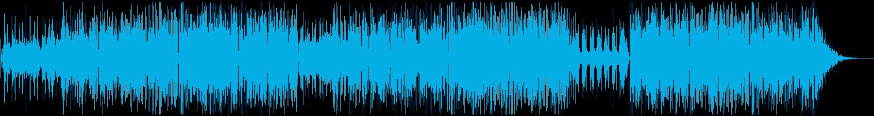 シティポップ・AORの再生済みの波形