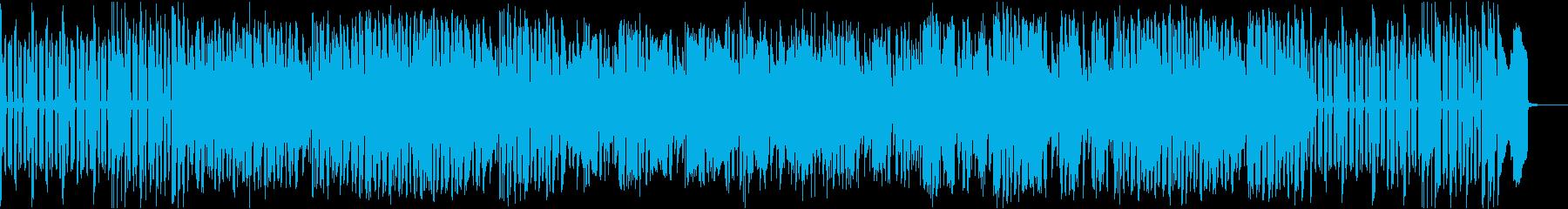 マフィア・ギャング・ジャズ・ブルースの再生済みの波形